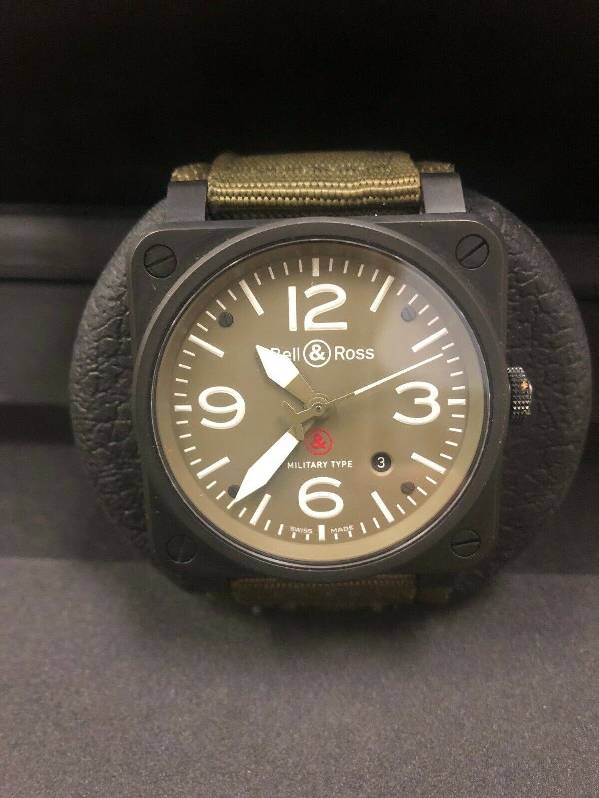 Bell & Ross BR03-92-S Watch - watch picture 1