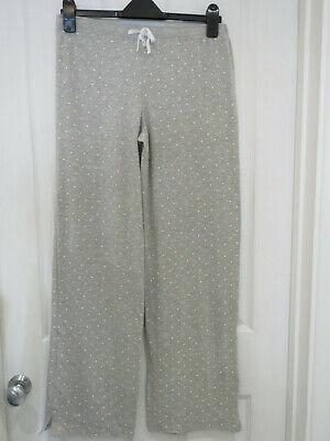 New Ladies Karen Neuburger Grey polka dot lounge pants sizes S-XL