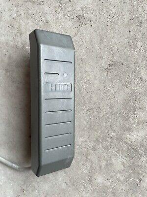 Hid Miniprox Proximity Card Reader 5365egp00 Wiegand