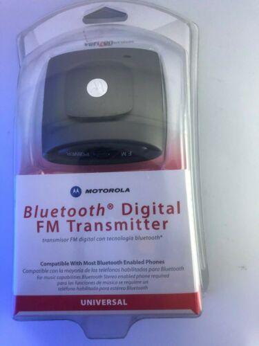 Motorola MBT505HF Bluetooth Digital FM Transmitter / SYN1717A
