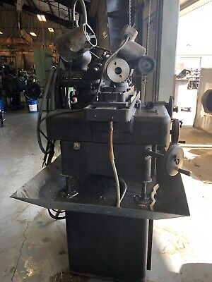 Cincinatti No. 2 Tool And Cutter Grinder 5c Collet Work Head