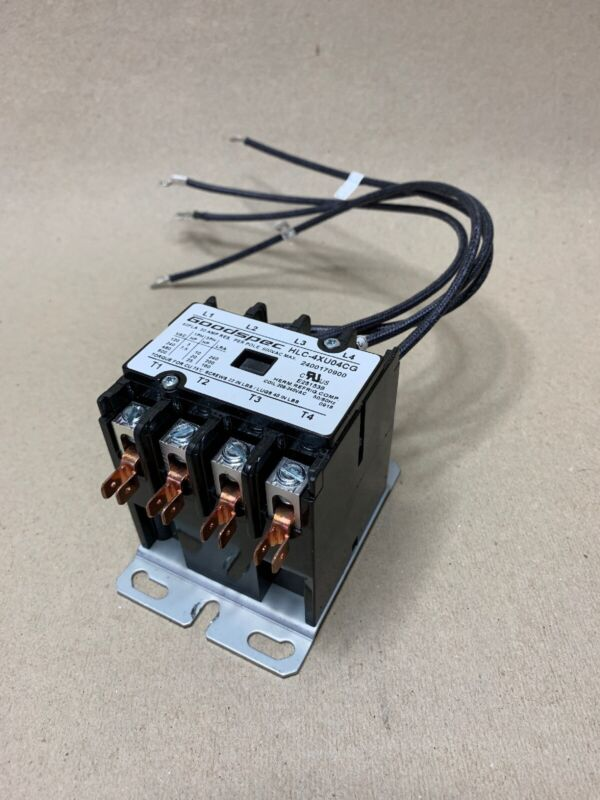 Contactor Only Genuine Parts For Dimplex EUH05B74CT 5 Kw 480v Industrial Unit