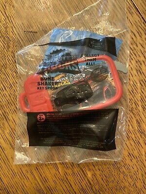 Hot Wheels Monster Trucks Bone Shaker Key Spoon Sonic Wacky Pack Toy 2020 NIP FS