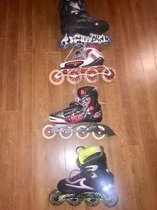 Rollers femme & hommes