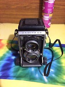 Mamiya C3 Camera Toukley Wyong Area Preview