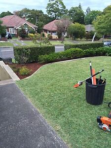 Lawn mowing and garden maintenance business for sale Willoughby Willoughby Area Preview