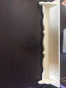 Solid wood shelf 3 ft long