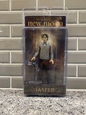 "Twilight New Moon series 2 - JASPER Figure MIP vampire 7"" NECA"