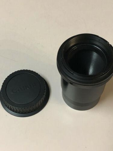 "Canon EOS Telescope Adapter, 2"", GUC"