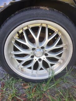 19 inch wheels Anna Bay Port Stephens Area Preview