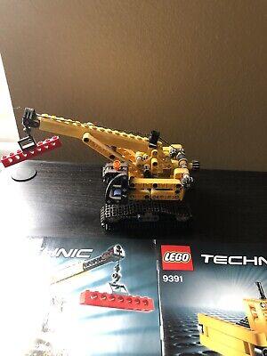 Lego Technic 9391 Crane