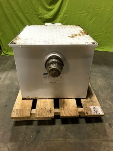ZURN Z1173 ARC Fabricated Steel 35-GPM Ejecto-Matic Grease Trap
