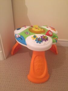 Excellent condition baby/toddler activity table
