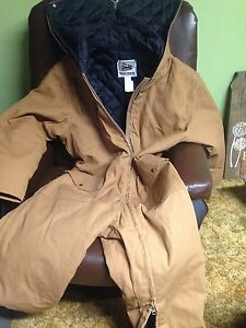 Brand New! Men's large one piece work suit