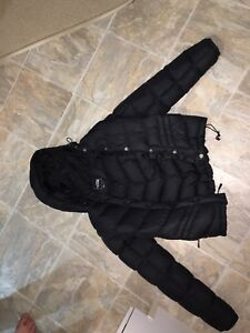 North face winter coat size s