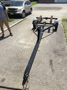 Boat trailer for 14 and 12ft