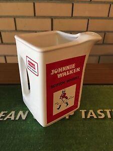 Vintage Johnnie Walker Scotch whisky Water Jug Lockleys West Torrens Area Preview