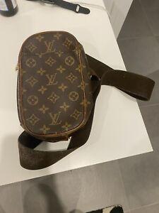 Louis Vuitton bag men's authentic