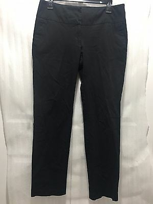 Women Inc Jeans Size 8 95  Cotton Black Fixable Defect Please Read  L01