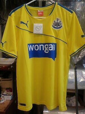 NWT official Puma Newcastle United 2013 2014 Jersey Shirts new soccer M image