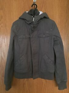 Aritzia TNA Grey Jacket Size Large