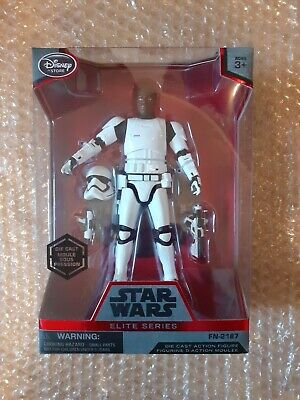 Disney Store Star Wars Elite Series Die Cast Action Figure FN-2187 -NEW/UNOPENED