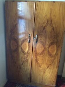 Solid wood wardrobe Stanmore Marrickville Area Preview