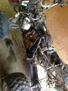 Dvx Ltz KFC 400 parts wanted.