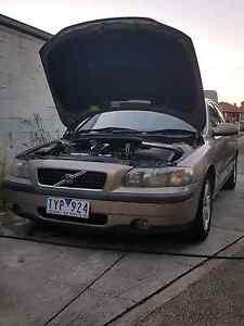 Volvo s60 2001 Craigieburn Hume Area Preview