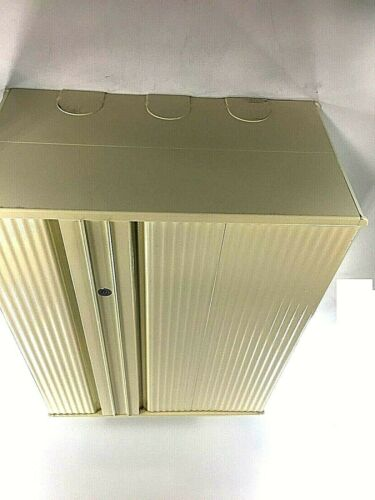 24x18x10 5 Point Star Locked Electrical/cable Box, Utility Enclosure (no Key )