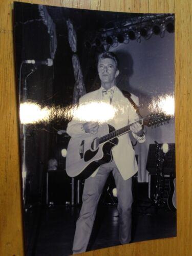 RARE David Bowie 1980