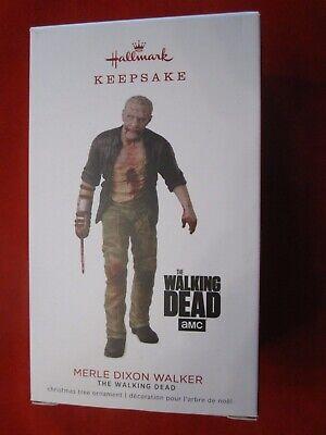 Hallmark Halloween Christmas Tree Ornament Merle Dixon Walker The Walking DEAD
