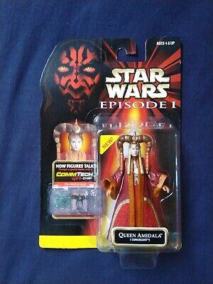 Star Wars Hasbro Queen Amidala OVP Episode - Star Wars Queen