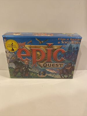 Tiny Epic Quest, Board Game, Sealed Deluxe Edition