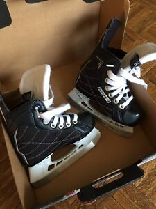Boys skates (youth size 8) - excellent condition