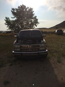 1988-1998 Chevy 1500 parts