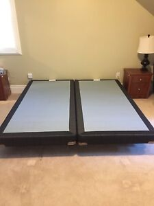 Kluft low profile high end box spring hotel collection