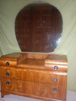RETRO DRESSING TABLE/DUCHESS Buderim Maroochydore Area Preview
