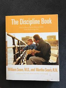 The Discipline Book by Dr. Sears