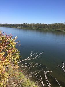 26 Acres River front land near Redwater