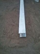 Galvanised H Beams Steel Posts for Retaining Walls 2100mm 2.1m Rockbank Melton Area Preview