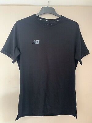 New Balance Black T Shirt L Large