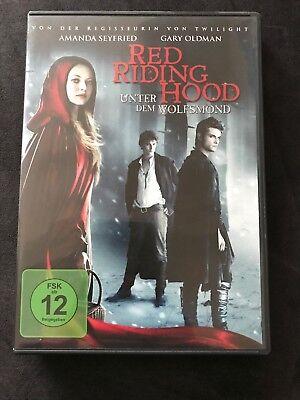 Red Riding Hood - Unter dem Wolfsmond - Red Riding Hood Wolf