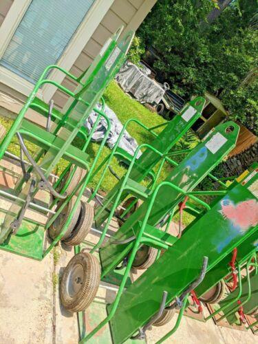 SafeTCart Oxygen and Acetylene Cylinder Storage Welding Tank Cart