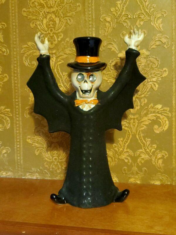 Boney Bunch Count Dracula Halloween Vampire Yankee Candle Super RARE Mint Cond.