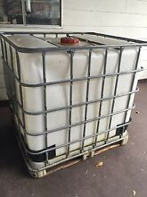 Cheap Clean 1000 Litre Water Tank Bargain Rossmore Liverpool Area Preview