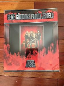 Gene Simmons Family Jewels Special A&E keepsake