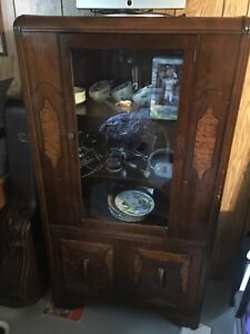 Antique China Cabnet