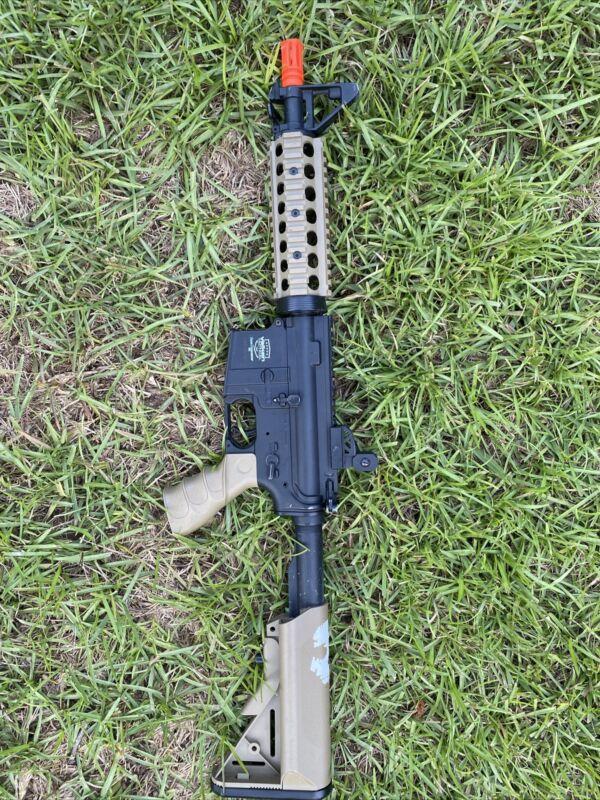 Valken Tactical Battle Machine Airsoft Gun.
