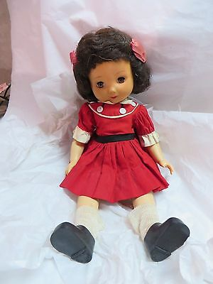 "Vintage 1952-53 Ideal Betsy McCall 14"" Doll w/ Original Clothes"